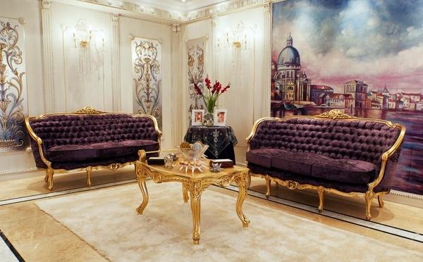 Muebles de lujo muebles de lujo tallados for Muebles italianos de lujo